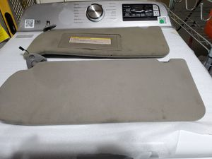 1994 1995 1996 impala ss caprice sun visors pair driver passenger LT1 B Body for Sale in Gilroy, CA