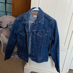 Levi Jean Jacket for Sale in Medford,  NJ