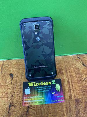 Samsung s5 active factor unlocked T-Mobile,cricket,metro pcs,straight talk,att,Verizon,sprint,boost Factor unlocked for Sale in Nashville, TN