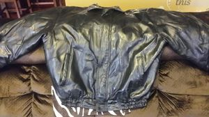Vintage 100% real leather jacket for Sale in Fairfax, VA