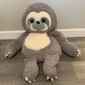 PLUSH SLOTH STUFFED ANIMAL for Sale in Fullerton, CA