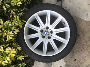 19 inch 2004-20808 BMW 745i wheel for Sale in Pompano Beach, FL