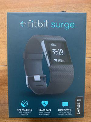 fitbit Surge - New, in box for Sale in Miramar, FL