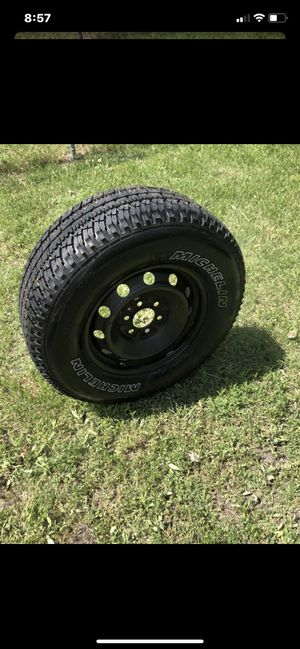 P265/70R17 for Sale in Benbrook, TX