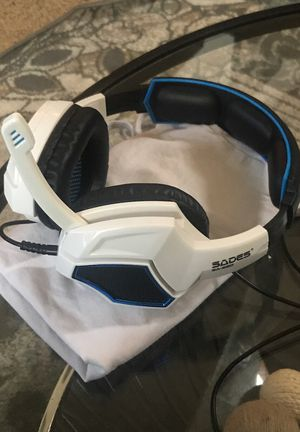 Gaming headphones for Sale in Lake Stevens, WA