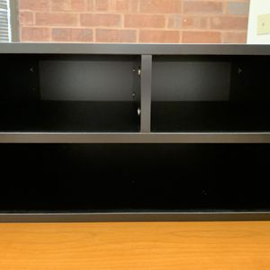 Wood Printer Stands With Storage, Workspace Desk Organizers For Home & Office, Black. for Sale in Norcross, GA