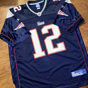 New England Patriots Jersey Size XL for Sale in Charlotte, NC