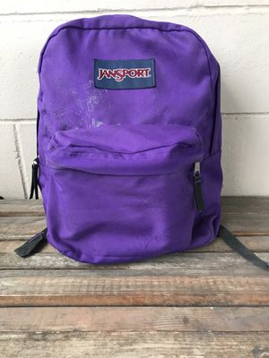 Jansport Backpack for Sale in El Cerrito, CA