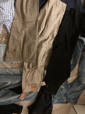 Young men's jeans ex 31-33 for Sale in San Diego, CA