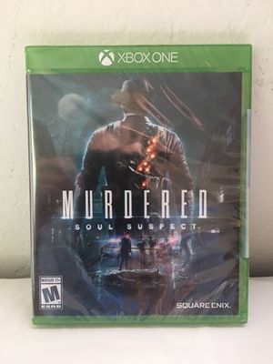 Xbox One Murdered Soul Suspect Brand New for Sale in Missoula, MT