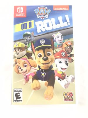 Paw Patrol on a Roll- Nintendo Switch for Sale in Eustis, FL