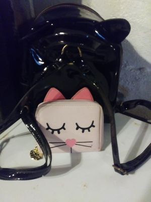 Hello Kitty backpack & wallet for Sale in Decatur, GA