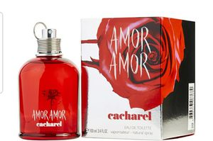 Amor Amor by Cacharel 3.4oz for Sale in Moreno Valley, CA