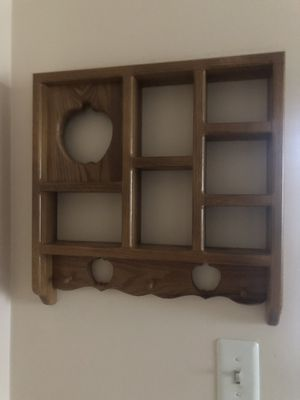 (2) wall decor/ shelving sold as a set for Sale in Parma Heights, OH