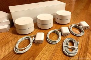 Google Wi-Fi 3pc for Sale in Lodi, CA