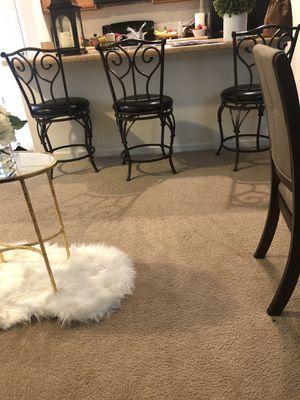 Bar stools 3 for Sale in Winston-Salem, NC