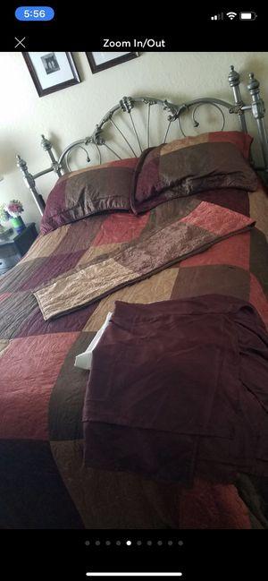 Queen Quilt Set for Sale in Orlando, FL