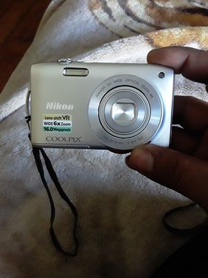 Nikon digital camera for Sale in Providence, RI