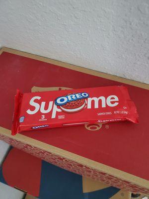 Supreme Oreos NEW! for Sale in Federal Way, WA