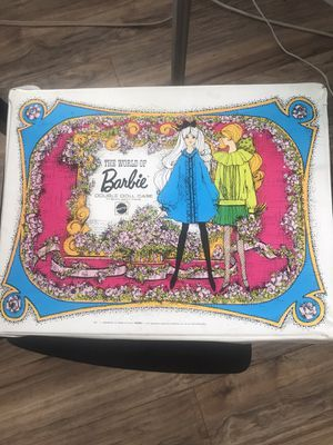 Vintage BARBIE Case, Dolls, and clothing and accessories for Sale in Columbus, OH