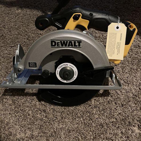 Dewalt 20v Circular Saw (TOOL ONLY)