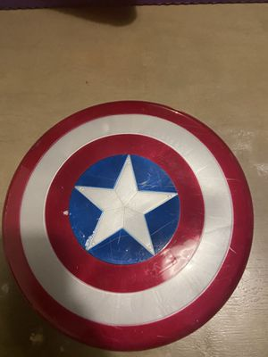 Captain America shield for Sale in DeBary, FL