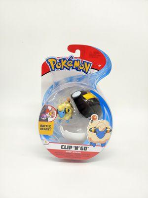 Mareep with Ultra Ball Pokemon Clip N Go for Sale in Vallejo, CA