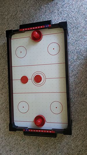Desktop air hockey table for Sale in Lynnwood, WA
