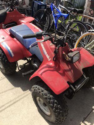 Kawasaki Mojave Quad for Sale in Corona, CA