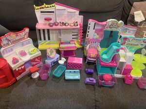 Shopkins Bundle $10 for all for Sale in Chicago, IL