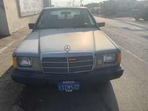 1984 Mercedes 190 D diesel Parting out everything must go fast for Sale in Los Angeles, CA