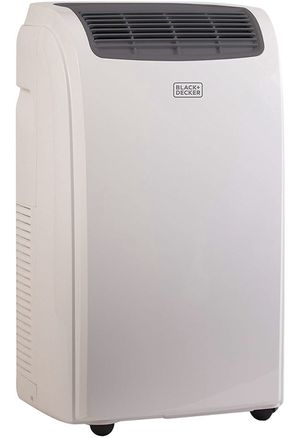 BLACK+DECKER 8,000 BTU PORTABLE AIR CONDITIONER IN WHITE for Sale in Las Vegas, NV