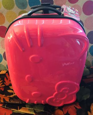 Hello kitty suite case for Sale in Baltimore, MD