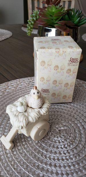 Precious Moments Nativity Cart in box for Sale in Pembroke Pines, FL