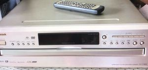 Used silver Onkyo CD/DVD Player excellent condition for Sale in Boca Raton, FL