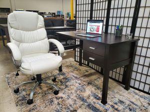 Primo Computer Desk, Espresso Finish, 13746 for Sale in Garden Grove, CA