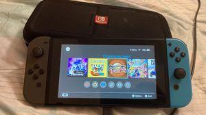 Nintendo switch v1 for Sale in Houston, TX