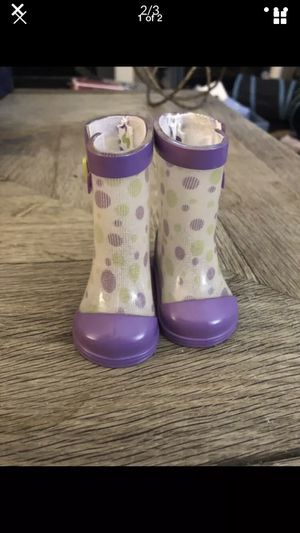 Retired American Girl Doll McKenna's ☔️ rainboots for Sale in Snohomish, WA