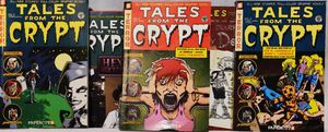 Tales From The Crypt Goofy Parody Book Series #1-7 $20 for Sale in Chesapeake, VA