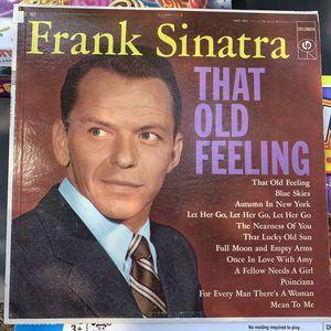Frank Sinatra Vinyl Records for Sale in Carmichael, CA