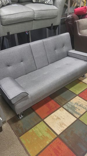Sofa sleeper w/ cupholders for Sale in Portland, OR