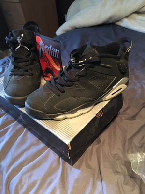 Air Jordan Retro 6 for Sale in Matawan, NJ