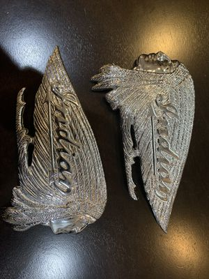 Indian Motorcycle Tank Emblems for Sale in Chicago, IL