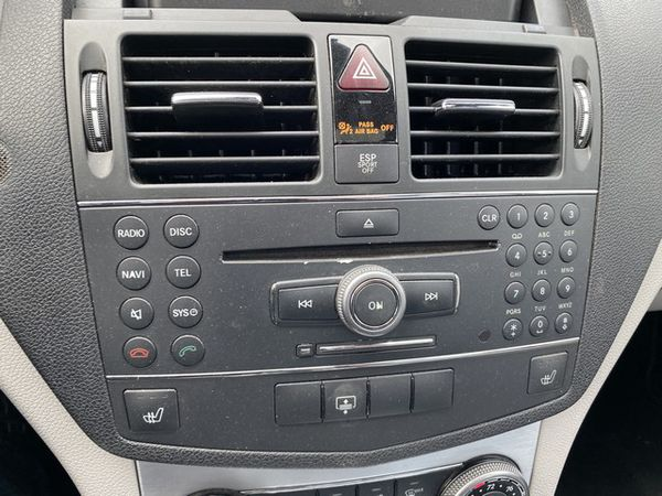 2009 MERCEDES BENZ C63 AMG