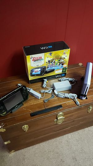Zelda wii u - wind waker edition for Sale in Parma, OH