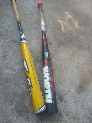 Softball bats for Sale in South El Monte, CA