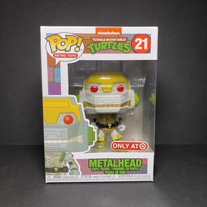 Metalhead 21 Funko Pop for Sale in Valley Center, CA