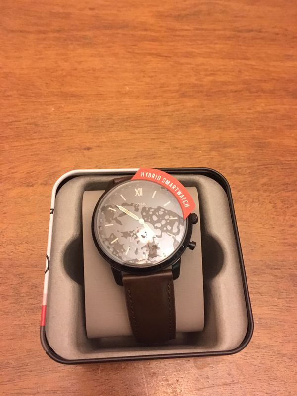 Brand New Fossil Hybrid Smartwatch
