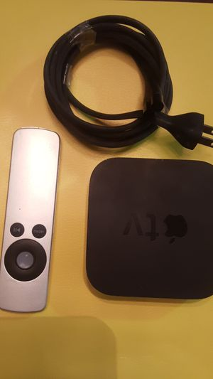Apple tv 3 $70 for Sale in Norwalk, CT