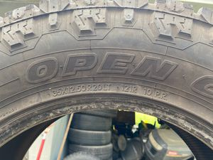 Tires 35x12.5 R20 for Sale in Auburndale, FL